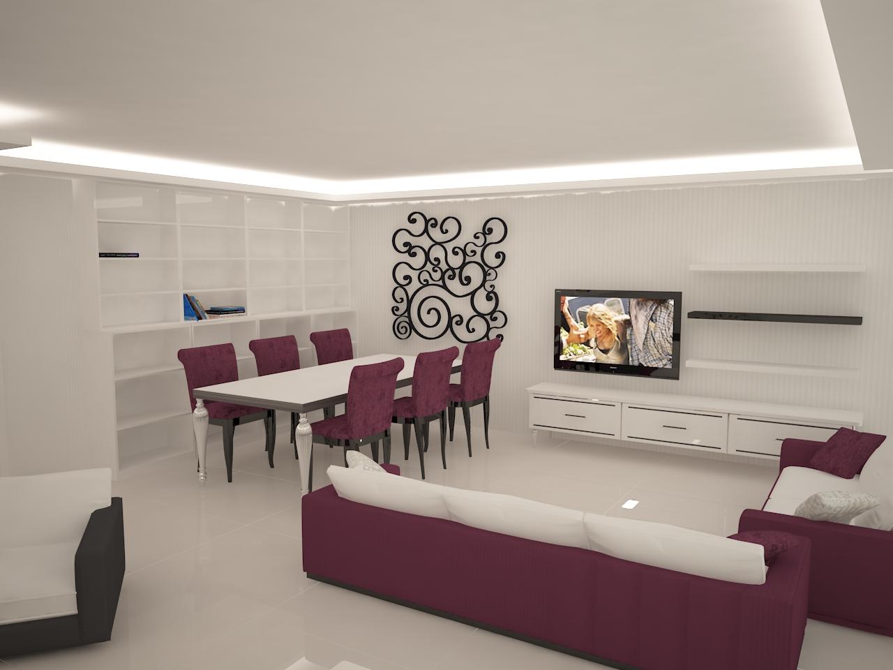 Dekoratif Salon